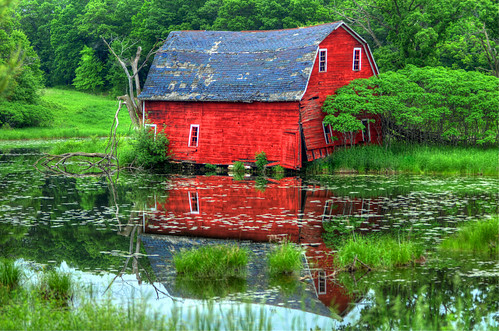 The Red Barn at Zimmarman