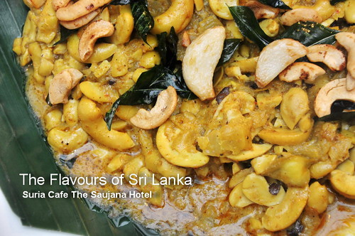 Flavours of Sri Lanka The Saujana Hotel 5