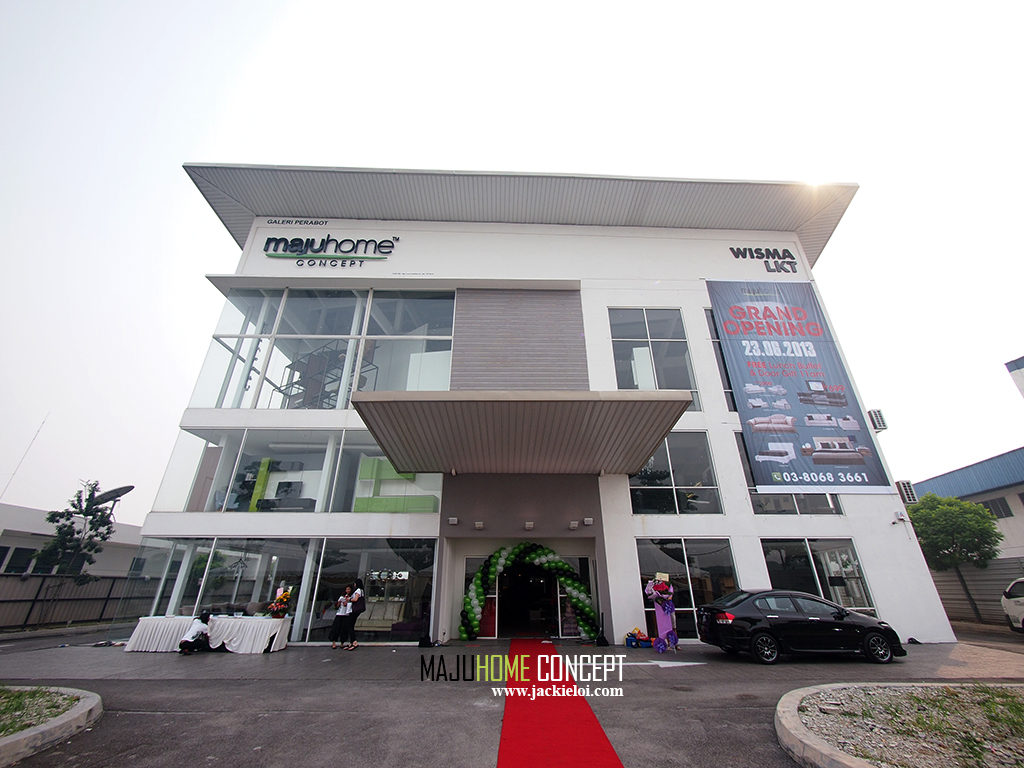 Maju Home Concept   One Stop Furniture Mall Opening @ Puchong