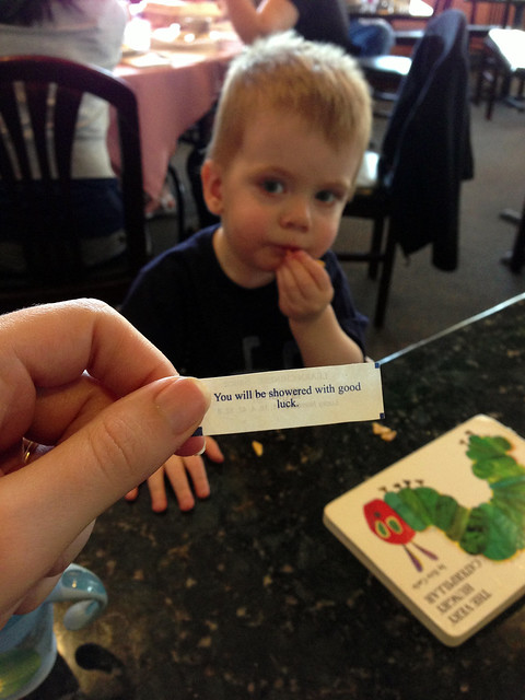 Connor's Fortune: May 5, 2013