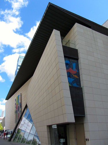 The Bata Shoe Museum Designed by Raymond Moriyama
