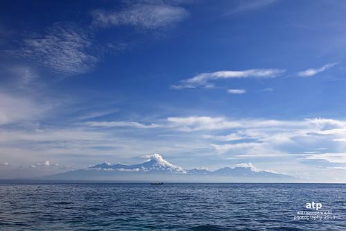 sea water clouds indonesia landscape peak bluesky lombok agung gunungagung mtagung westnusatenggara nusatenggarabarat alitrisnopranoto