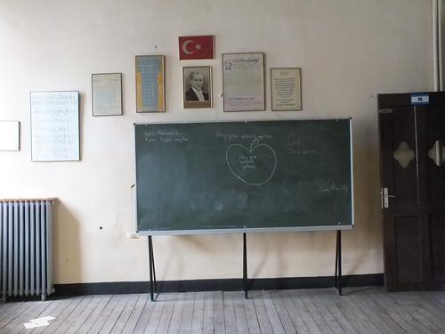 Görög (rum) iskola Kadıköy-ben
