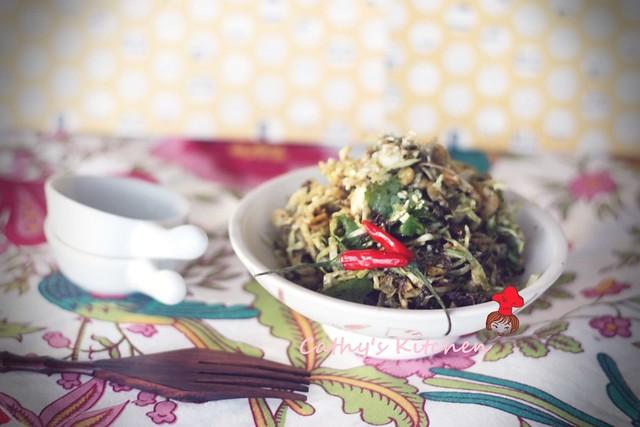 發現新世界~ 緬甸綠茶沙拉 Burmese Green Tea Leaf Salad 6