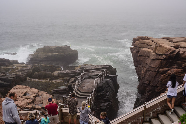 At Thunder Hole