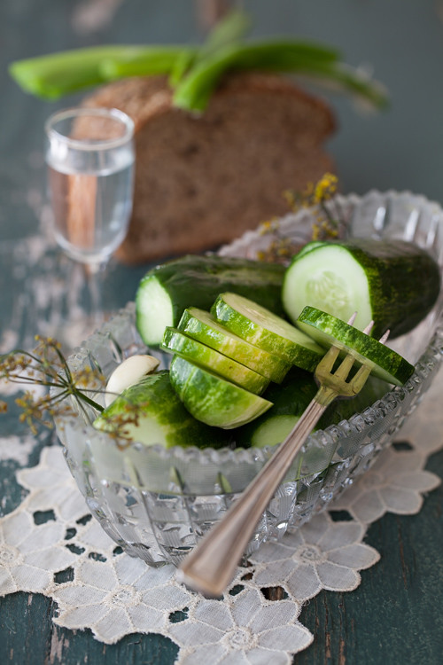 Pickled Cucumbers 3