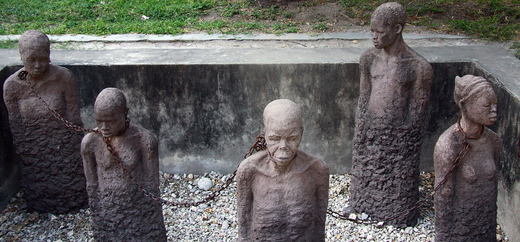 Slave trade in Zanzibar