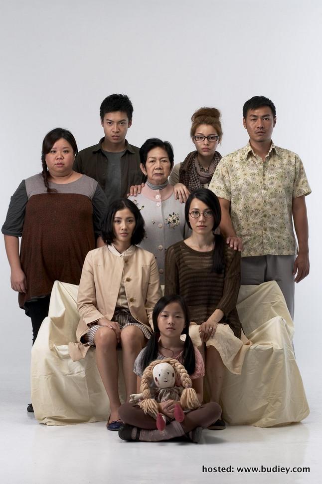 Main Casts (Standing L-R) Lim Ching Miau, Jeffrey Cheng, Gai Yew Lan, Candy Ice, Mers Sia (Sitting L-R) Wayne Chua, Angel Goh, Ong Ai Leng