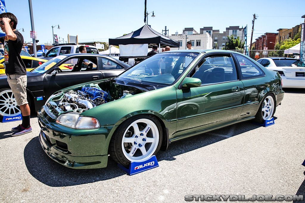 Ej1 Civic Coupe as You Saw