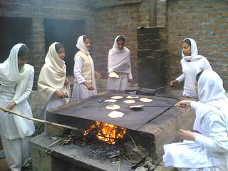 Making a meal: Langar for everyone Source: Surendra Bansal