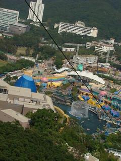 008 Uitzicht op deel van Ocean Park