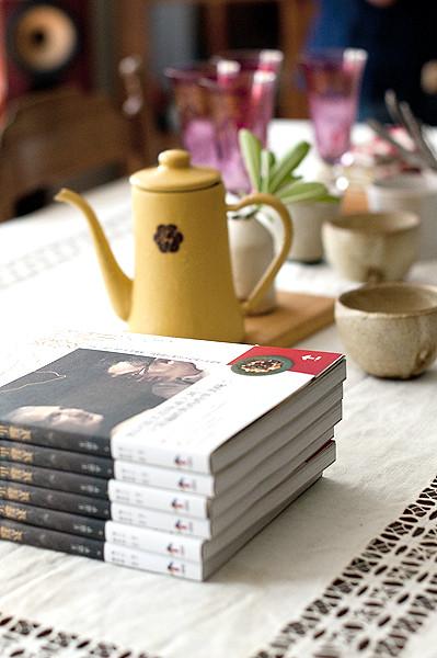 王嘉平主廚的新書《西西里饗宴》