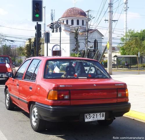 Daihatsu Charade - Santiago, Chile