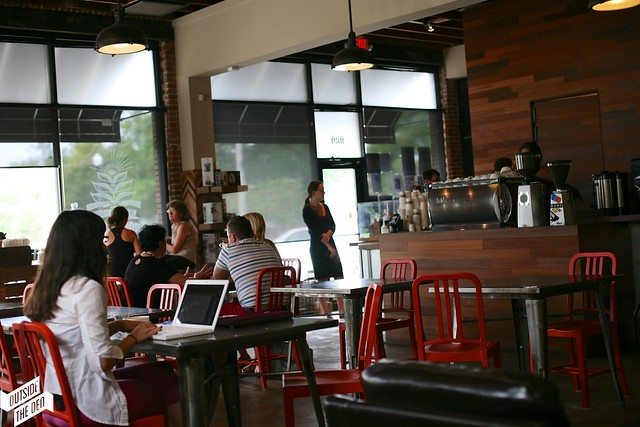 Bold Bean Coffee Roasters / Jacksonville, Florida / OutsideTheDen.com