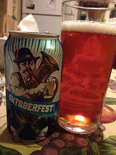 Revolution Brewing Oktoberfest
