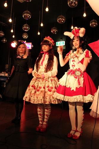 Salla, Misako and Rinrin