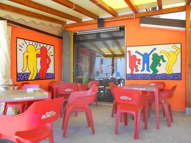 Keith Haring, Sarzana, Rovigo