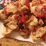 Herbed Artichoke Tortellini