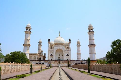 india history architecture nikon maharashtra aurangabad bibikamaqbara aurangzeb bibkamaqbara iconicbuilding tajmahalreplica azamshah mugalempire d7000