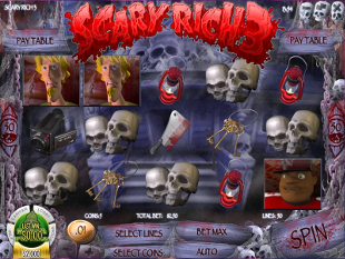Scary Rich 3 slot game online review