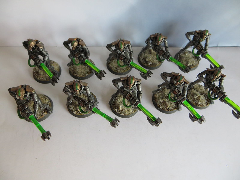 3rd Necron Warriors