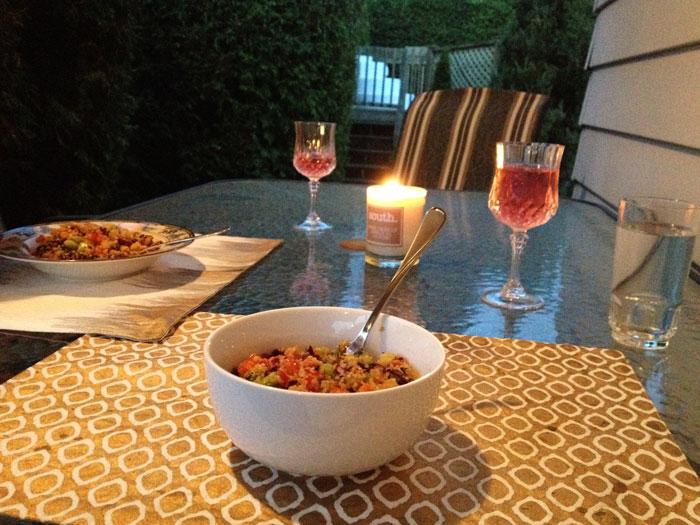 asian-quinoa-salad-table