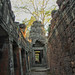 Banteay Kdei el pasillo