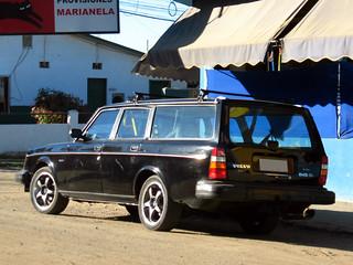 Volvo 245 GL Turbo 1982