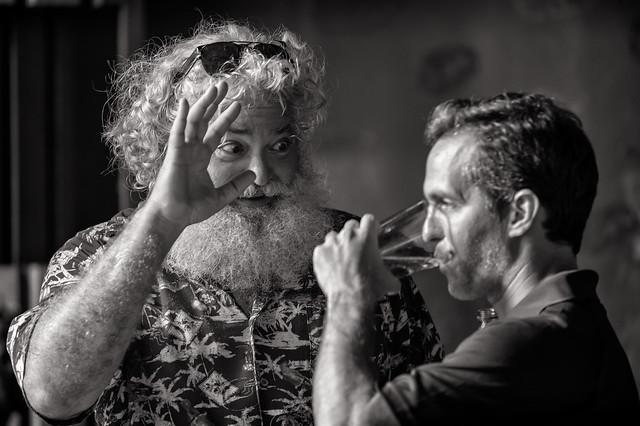 Santa Cló va a Lúpulo