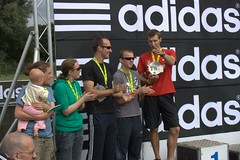 Running: Adidas 24hr Thunder Run (31-Jul-10)