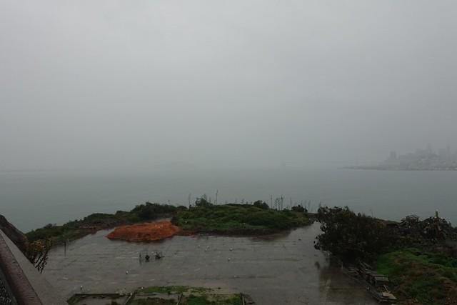 View from Alcatraz, Sony DSC-RX100M3, Sony 24-70mm F1.8-2.8