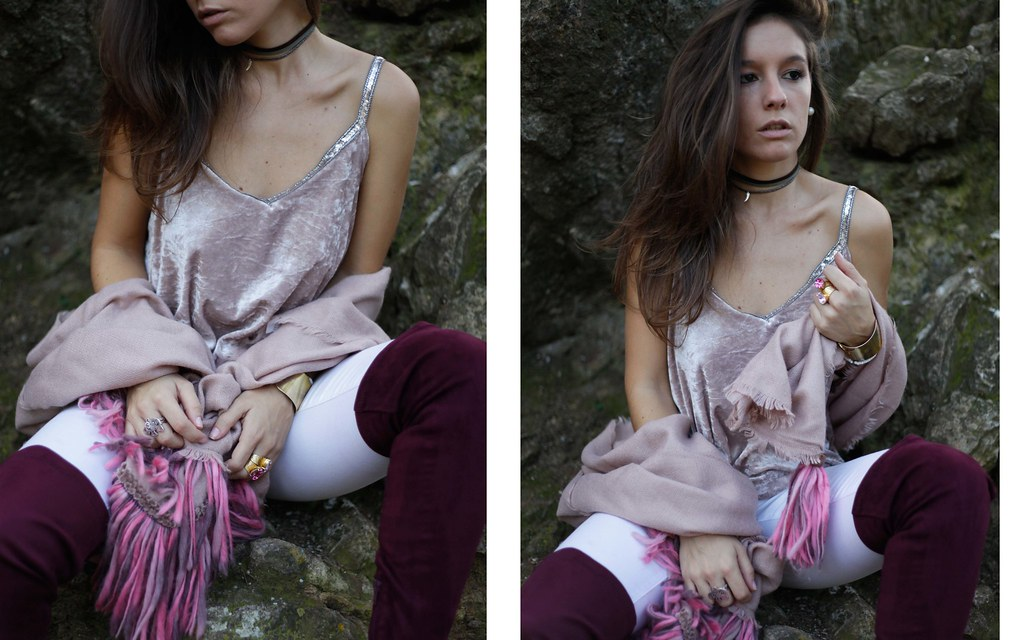 013_Burgundy_and_pink_outfit_autumn_fashion_blogger_theguestgirl_barcelona