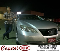 #HappyBirthday to Li from Victor Montes at Capitol Kia!
