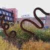 Ribbony sculpture, 11/24/16