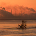 Stanlow Sunrise 2016 by Rob Pitt