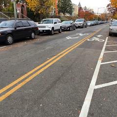 Contra-flow Bike Lane on 11th
