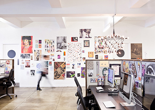 Cool Office Space The Style Files