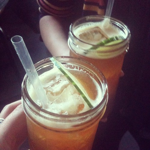 pimm's cups at churchill