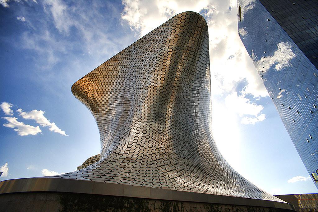 Mexico ciudad de m xico museo soumaya skyscrapercity for Puerta 6 aeropuerto ciudad mexico
