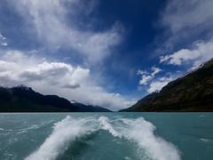 Lago Argentino - Canal de MAGELLAN