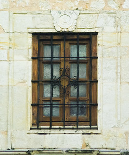 Alamo window