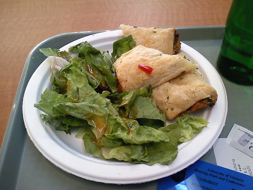 University of Victoria - Vegan Pastry Rolls