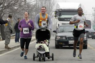 Families run to raise awareness