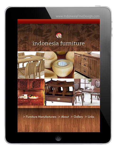 Furniture indonesia splash ipad iphone ipod icon artwork for Furniture layout app