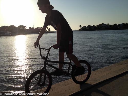 Bikes in Siesta Key, Florida-10