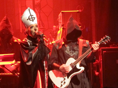 Ghost - Papa Emeritus & His Nameless Ghouls