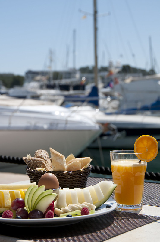 Cafe Sidney Santa Eulalia, Ibiza restaurant