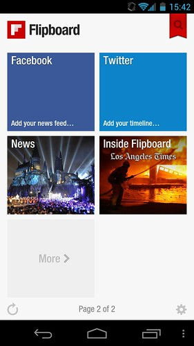 Flipboard Android