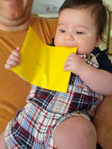 your card tastes good mama