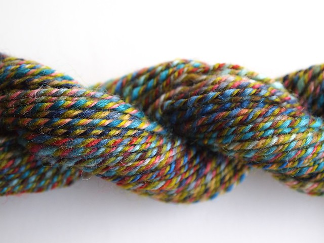 FCK-Old  Rose-Leaf Eater-Angelina-3ply-60yds
